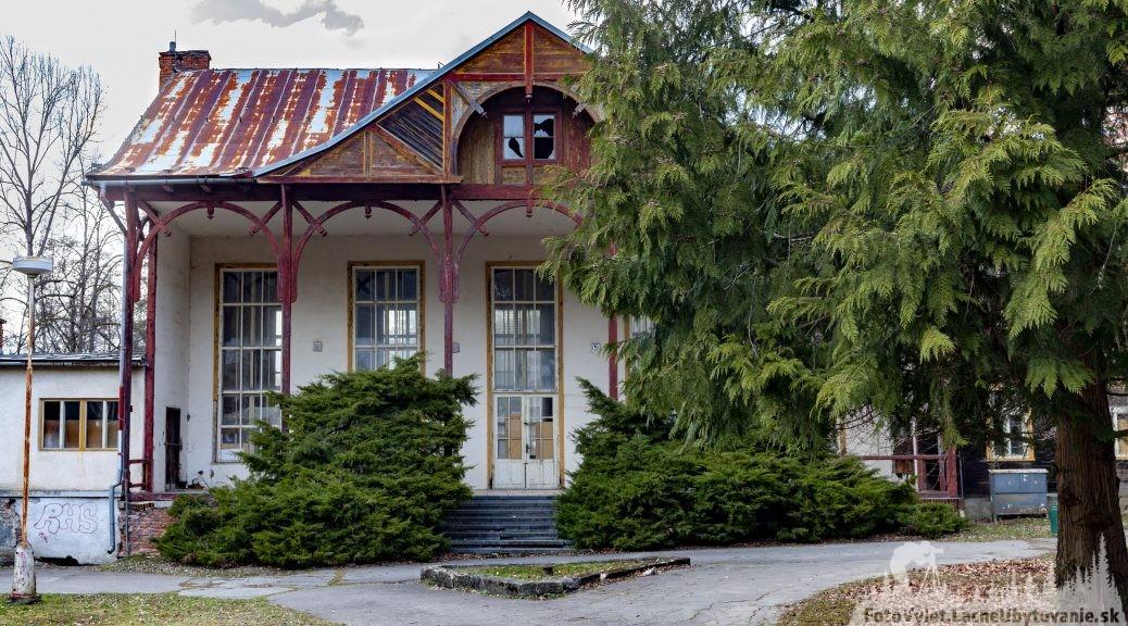 Kúpeľný dom Ludvik